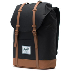 Herschel Retreat Backpack 19,5l black/saddle brown